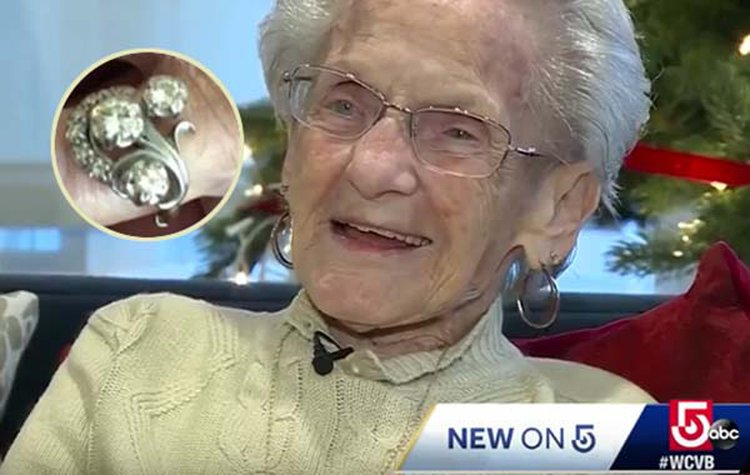 93-Year-Old Gets Her Ring Back After 4 Months Missing: 'It Was My Life'