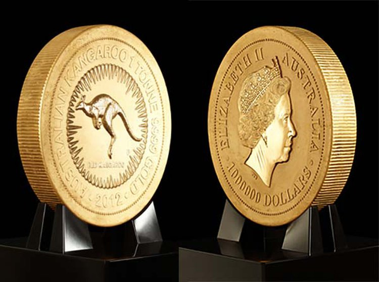 World's Biggest, Heaviest and Most Valuable Coin to Make U.S. Debut Next Week